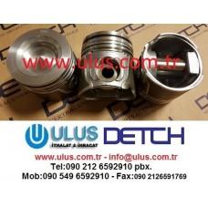 3935591 Piston IVECO - CUMMINS Motor Engine piston