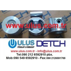 YM129005-22080 Motor Pistonu YANMAR Engine
