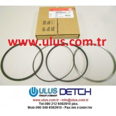 3893753 Piston Ring Set Compression 2ND Engine QSM11 CUMMINS Motor Piston Segmanı