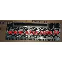 6745-11-1121 Cylinder Head KOMATSU Engine SAA6D114E, 6745-11-1121 Silindir Kapağı KOMATSU Motor SAA6D114E