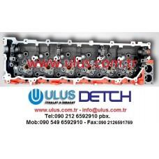 898248200 Silindir Kapağı, 6HK1 Isuzu Motor Cylinder Head Engine