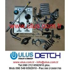 8-97376720-0 Supap Kecesi Motor ISUZU 6HK1 Engine Valve Seal 8973767200