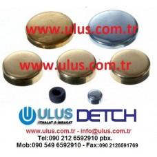 1296803H1 Plug Head SAA6D114E Komatsu Motor Su Tapası Silindir Kapak
