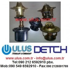 1-13770-089-1 Thermostat Engine 6WG1 Isuzu Motor Termostadı 1-13770089-1, 113770-0891