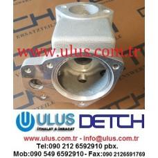 6138-11-6420 Termostad yuvası motor SA6D110 KOMATSU