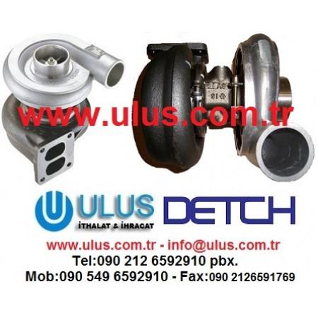 114400-2100 Turbo Motor ISUZU 6BG1 Engine Turbocharger EX200-1 6BD1T RHC7