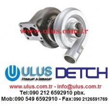 4HK1 ISUZU Motor Turbosu 8973628390 HITACHI