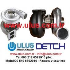 8-973628390-1 Turbocharger Komple, Isuzu 4HK1 Motor yedek parçası