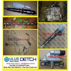 6217-71-1122 Mazot Transfer Pompası KOMATSU SA6D140E-3E-7 Fuel Pump KOMATSU Mazot