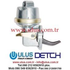 6736-72-6560 Mazot el pompası S6D102E KOMATSU Pump fuel transfer engine