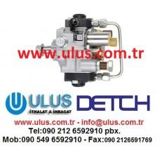 8973060449 Fuel Pump ISUZU Mazot Pompası 4HK1 Motor DENSO