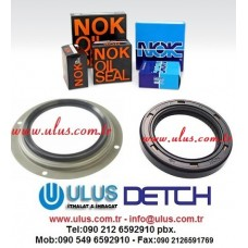 421-40-12810 Seal Steering Gear KOMATSU Keçe Direksyon Kutusu