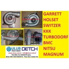 3528743 Turbo Komple 4BT Cummins Turbocharher HOLSET