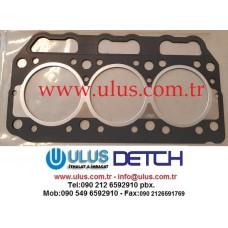 YM121000-01330 Silindir Kapak Contası YANMAR 3TN72 Engine cylinder head gasket