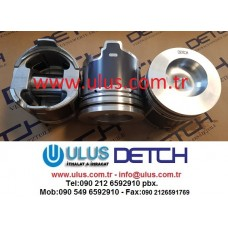 YM123900-22080 Piston Engine YANMAR Motor WB140-2 Komatsu Engine Piston