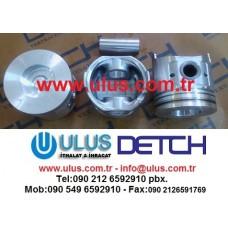 YM129906-22080 Piston YANMAR Motor Pistonu 4TNV94L - 4TNE94