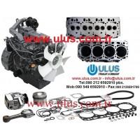 3D84 1GA KOMATSU Motor Yedek Parçaları