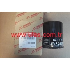 YM129150-35151 Oil Filter, Yağ Filitresi 3TNE82A YANMAR Motor, Engine