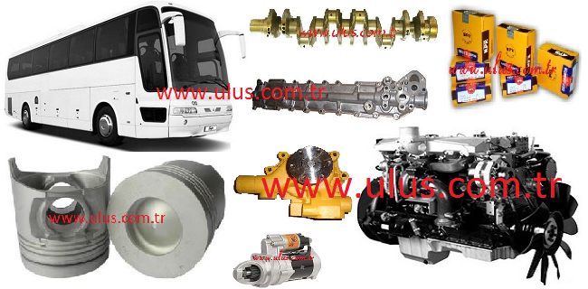 MITSUBISHI BUS - TRACK PARTS