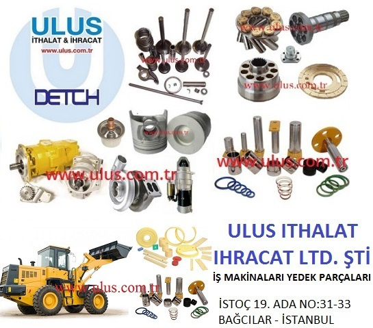 Hyundai Wheel Loader Parts