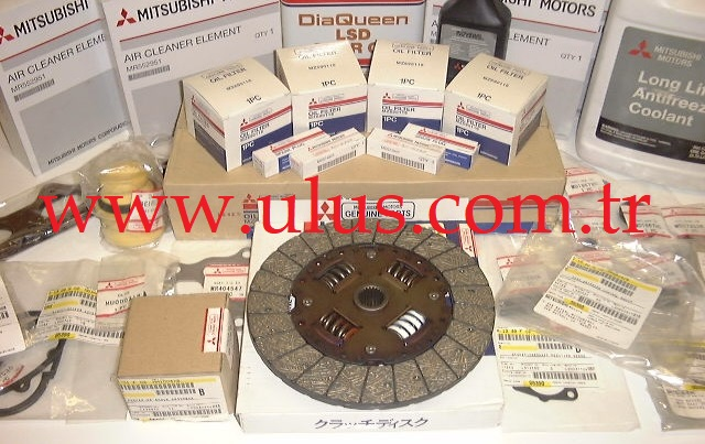 MITSUBISHI ENGINE PARTS - MITSUBISHI MOTOR GRADER PARTS - TRACK BUS PARTS